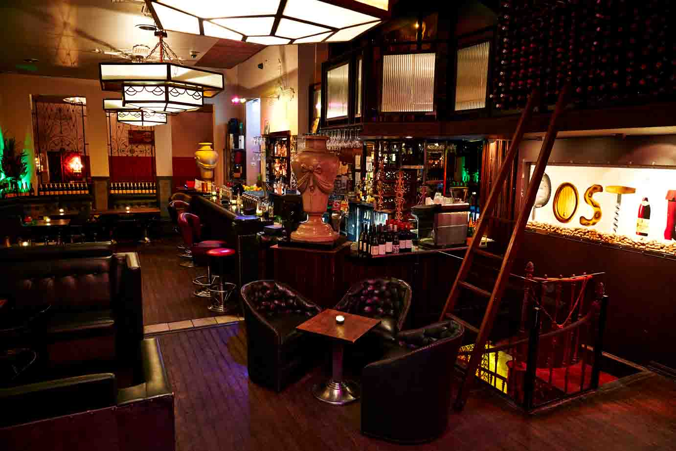 Laika Bar – Function Venues