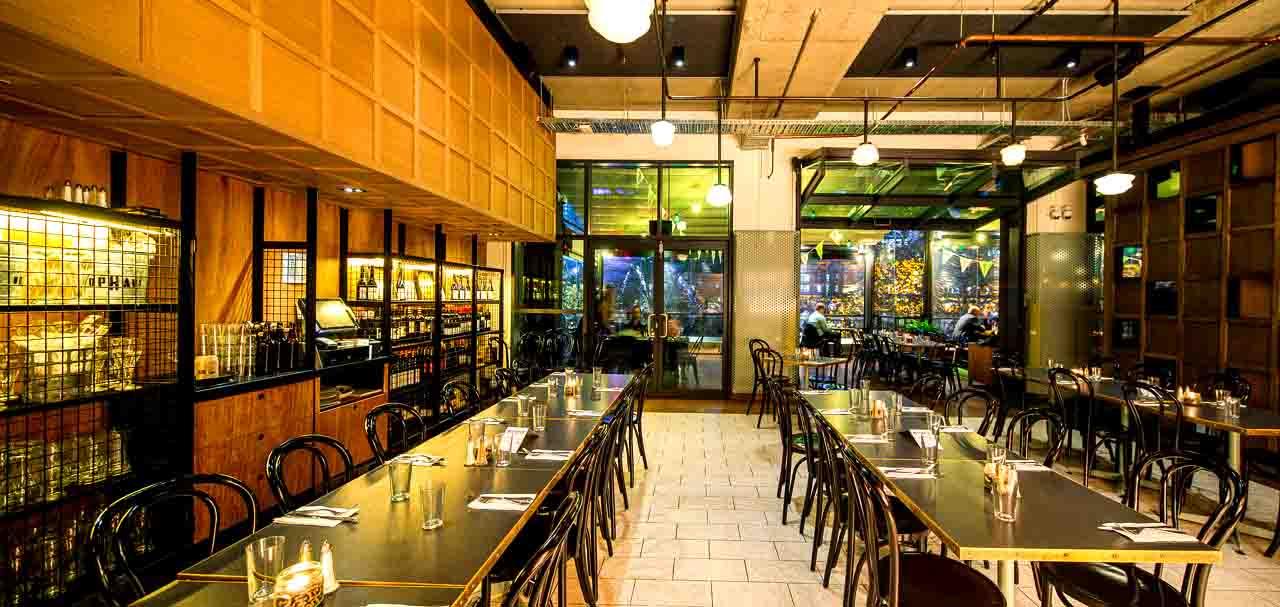 Hophaus cbd function venues hidden city secrets for Best private dining rooms melbourne