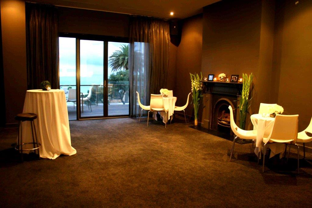The Beach – Waterfront Venue Hire