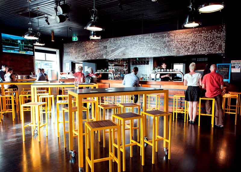 Clifton Hill Brewpub – Restaurants