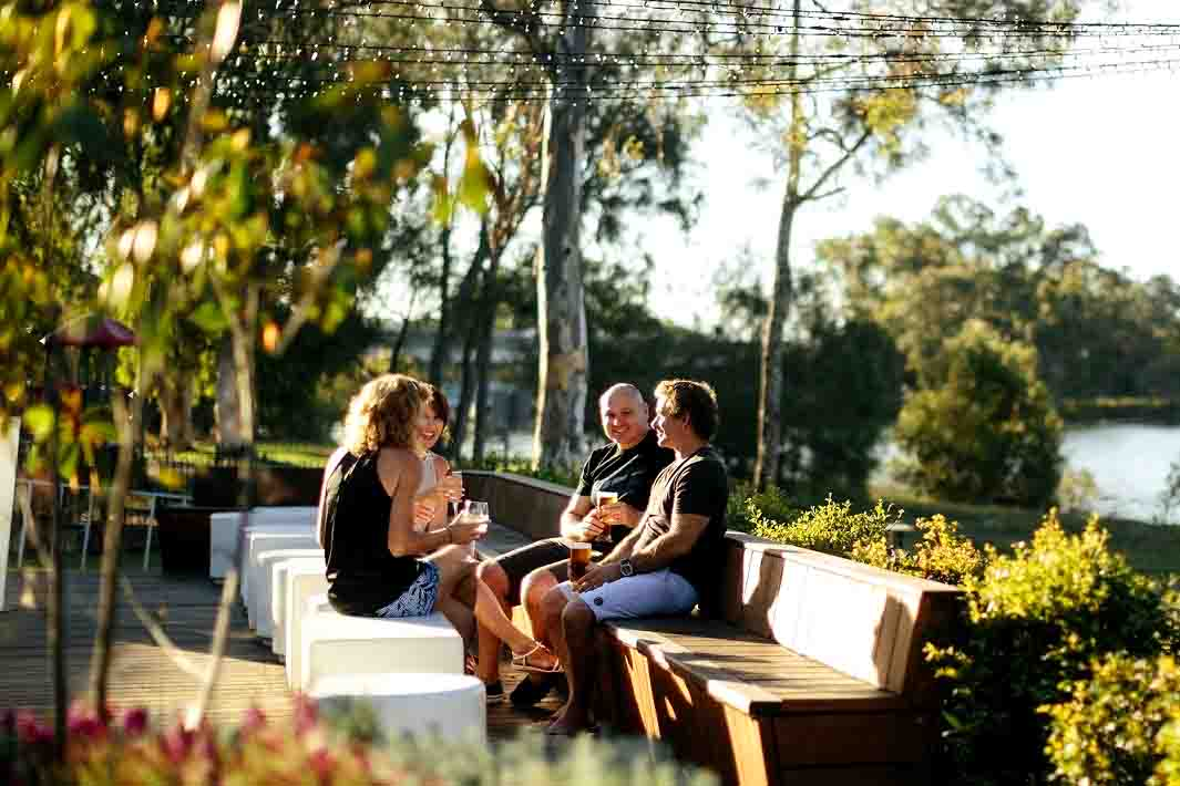 The Deck Creekside <br/> Gold Coast Restaurants
