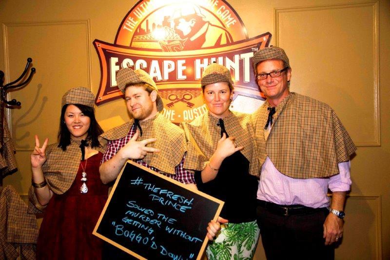 Escape Hunt Brisbane