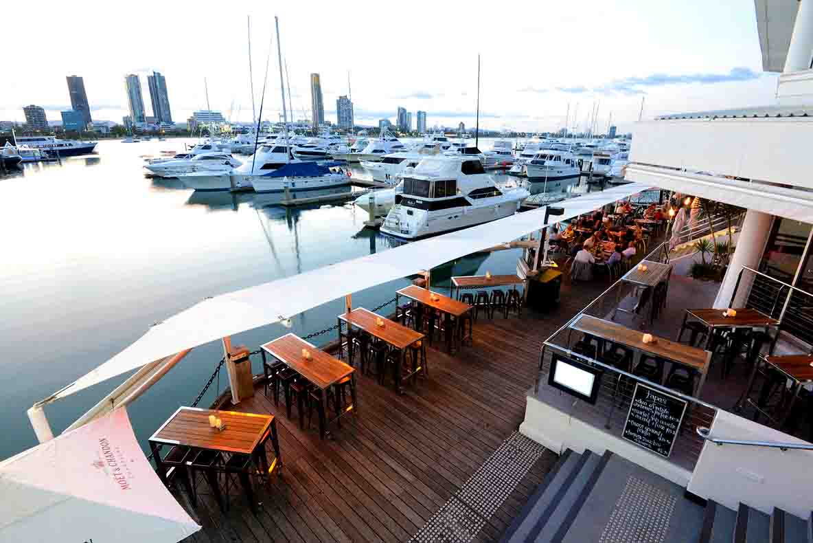 Italian Restaurants Marina Mirage Gold Coast