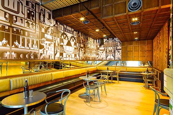 Hophaus – Waterfront Bars