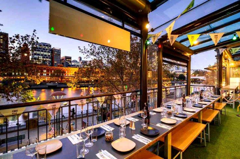 Italian Restaurants On Southbank Melbourne