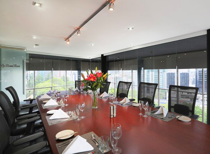 Pacific Hotel Brisbane – Function Venues