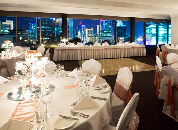 Pacific Hotel Brisbane <br/>Corporate Function Venues
