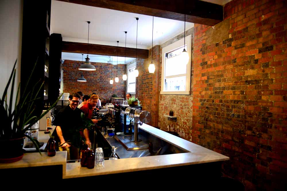 Bars brisbane best cocktail and laneway bars brisbane for Food bar john roe
