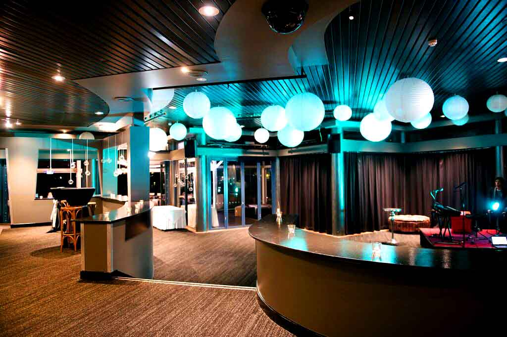 The Landing at Dockside – Function Rooms