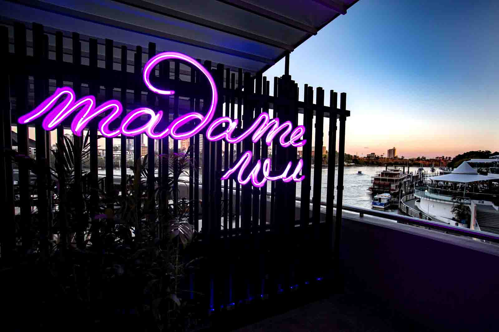 Madame Wu – Waterfront Venues