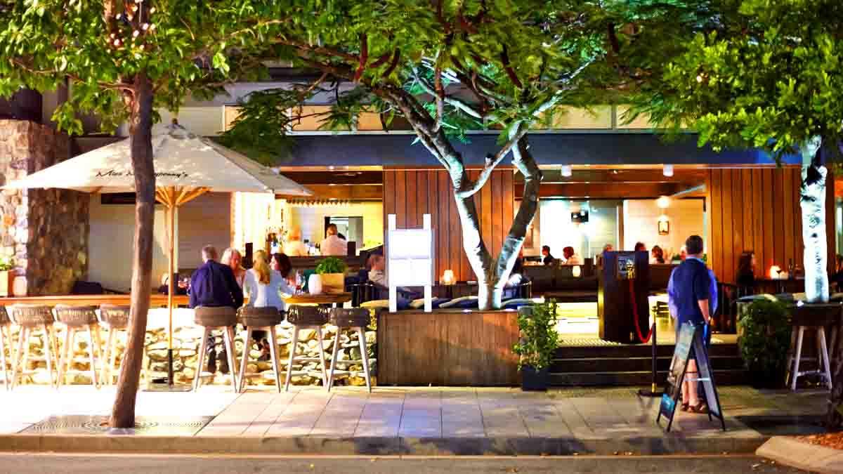 Miss Moneypenny's <br/> Best Beachside Restaurants