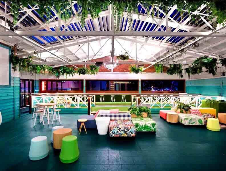 Woolly Mammoth – Cool Function Venues