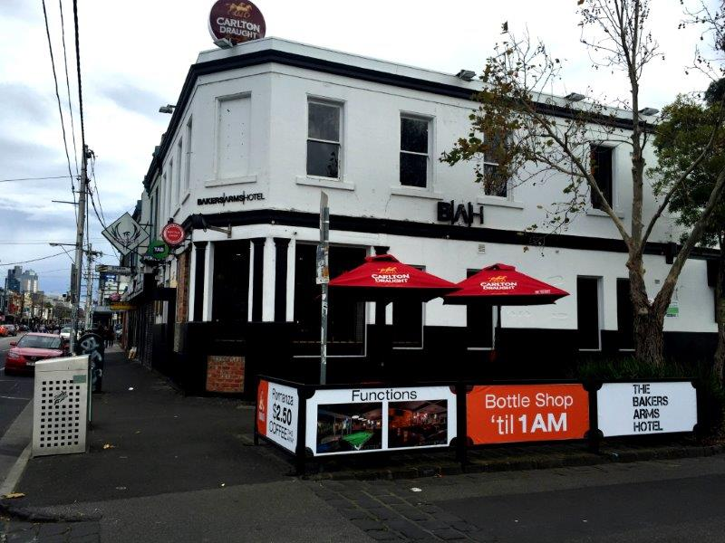 Bakers Arms Hotel – Party Venues