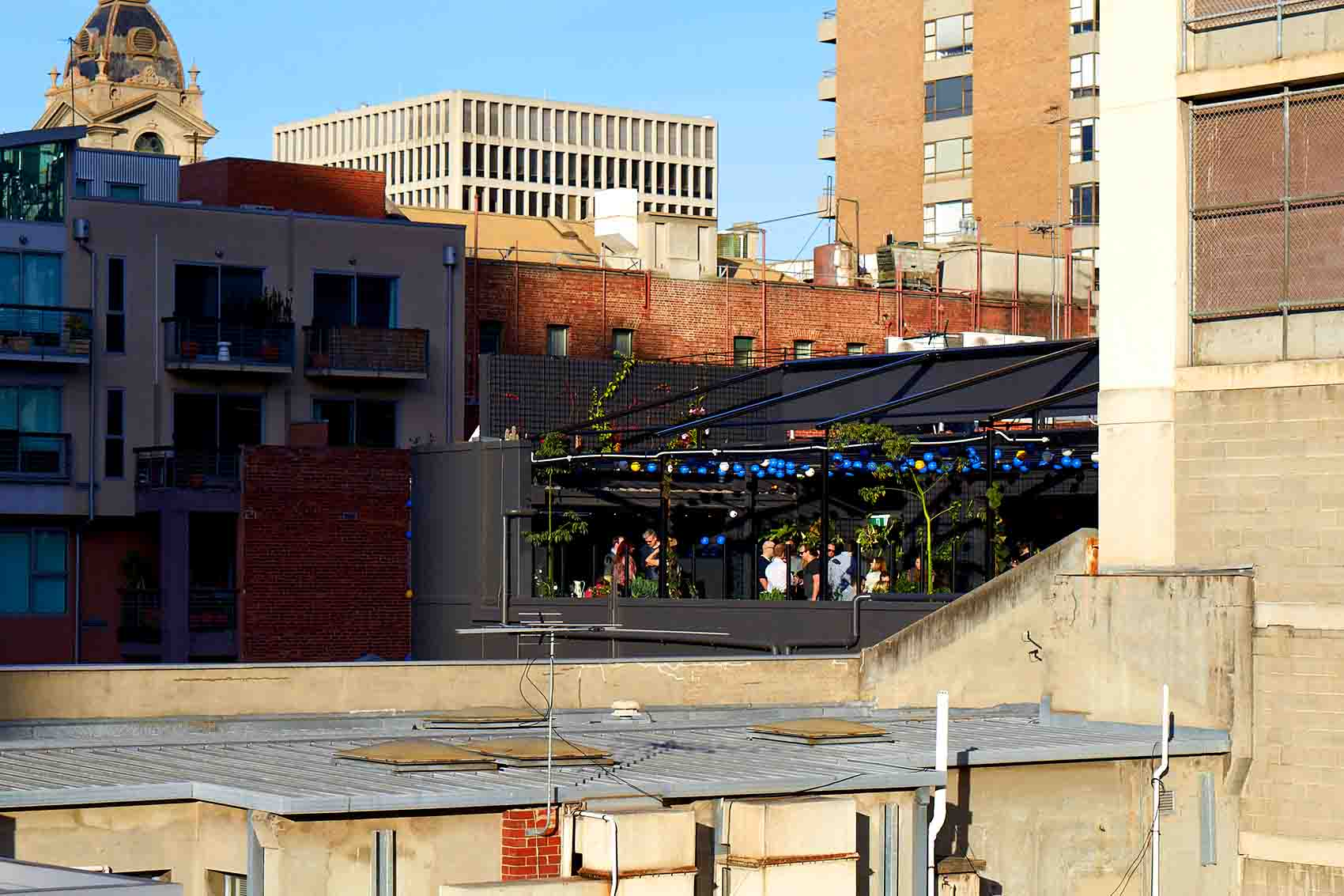 Loop Project Space & Bar and Loop Roof <br/> Best Rooftop Bars