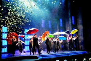 Singin in the rain - brisbane entertainment