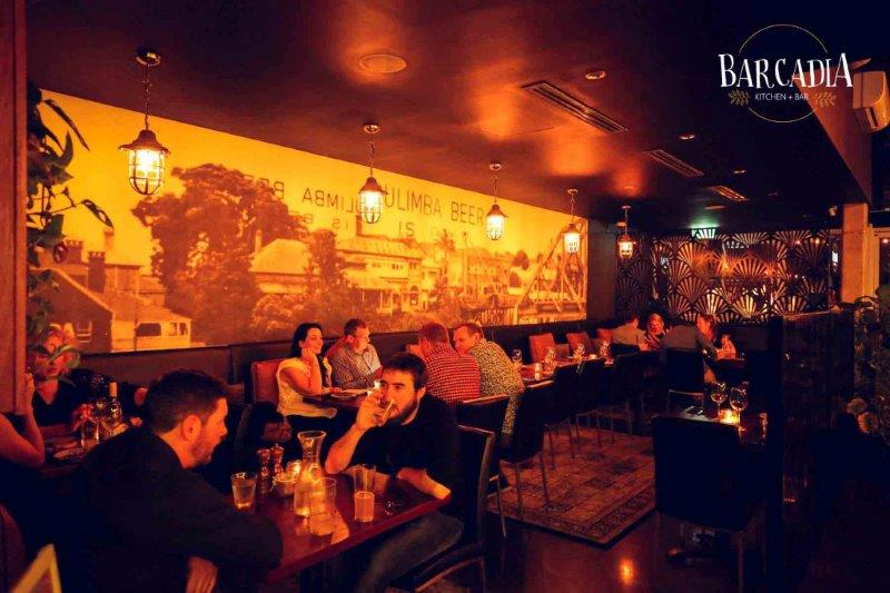 Barcadia Kitchen & Bar – Cool Bars