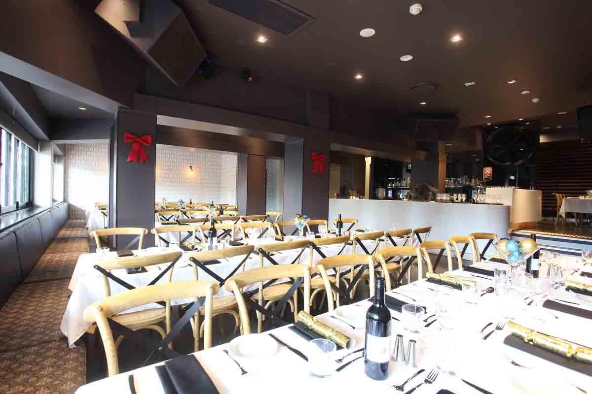 Bertonia Lounge <br/> Creative Event Spaces