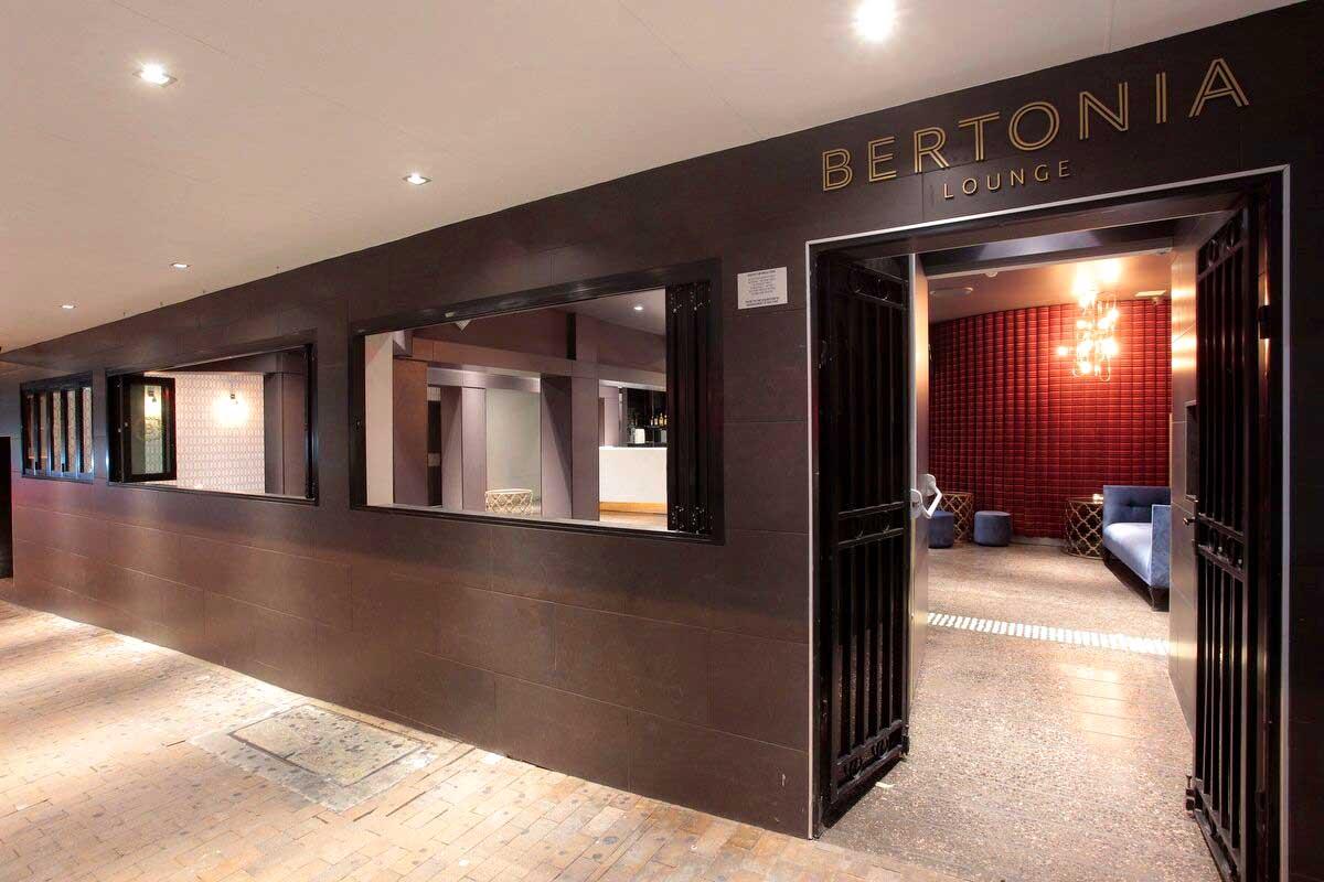 Bertonia Lounge <br/> Exclusive Venue Hire