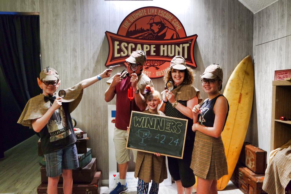 Escape Hunt Gold Coast – Unique Venues