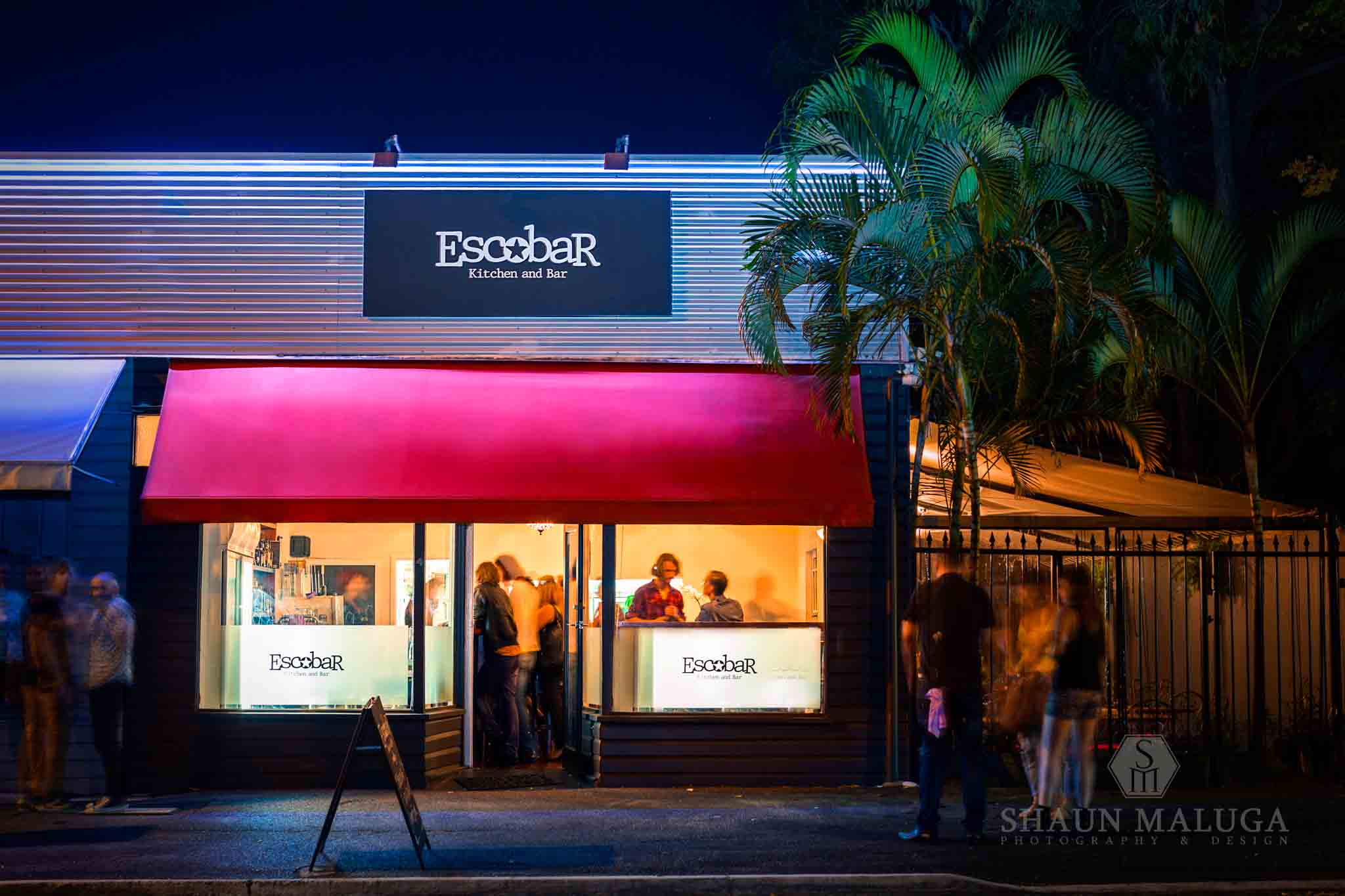 Escobar Bar & Kitchen – Great Local Bars