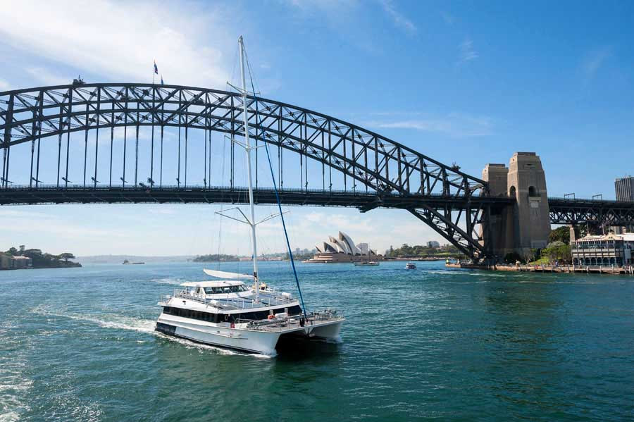 Harbourside Cruises – Boogie Nights