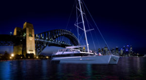 Harbourside Cruises - Boat Venues Sydney