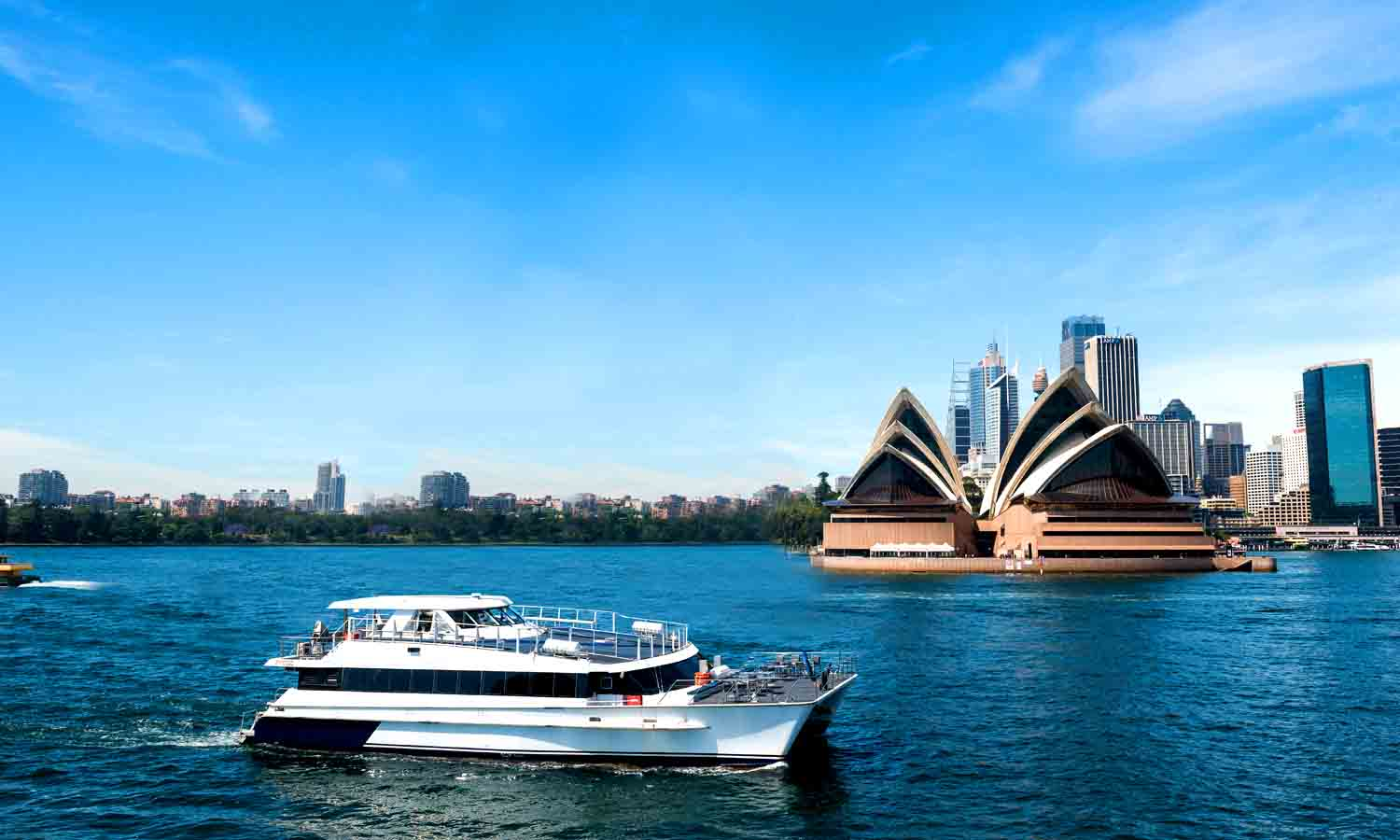 Harbourside Cruises – Cruise Functions