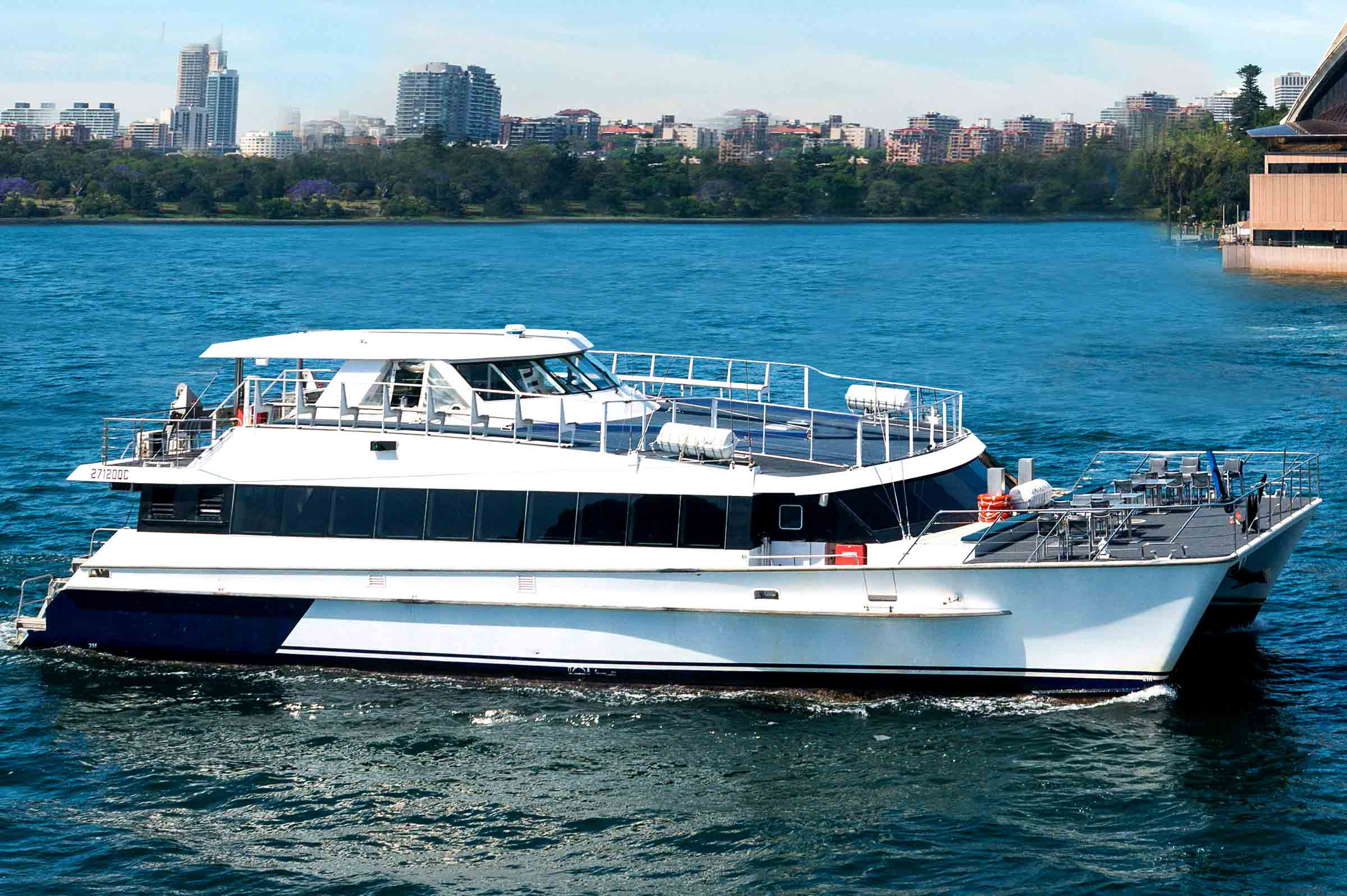 Harbourside Cruises <br/> Boats & Cruise Hire