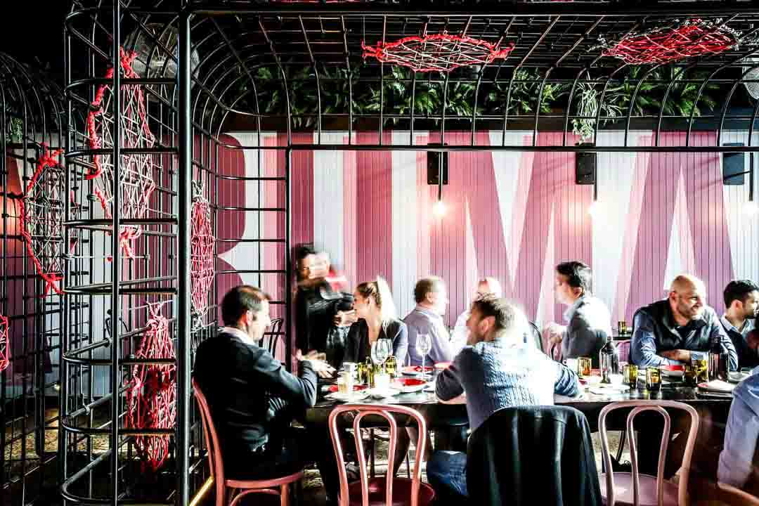 Mama Rumaan – Private Dining Venues