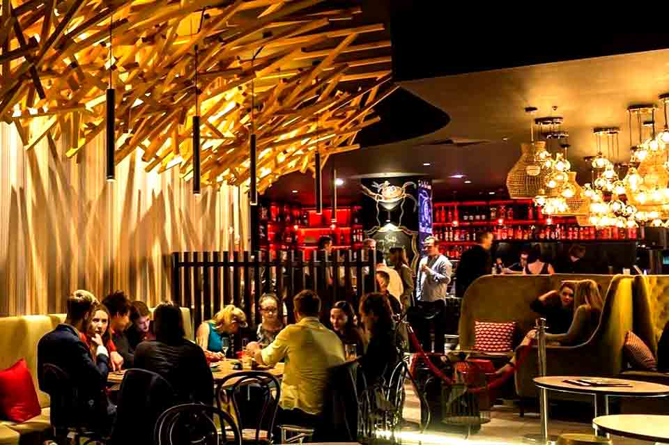 Nest Restaurant & Bar – Asian Fusion