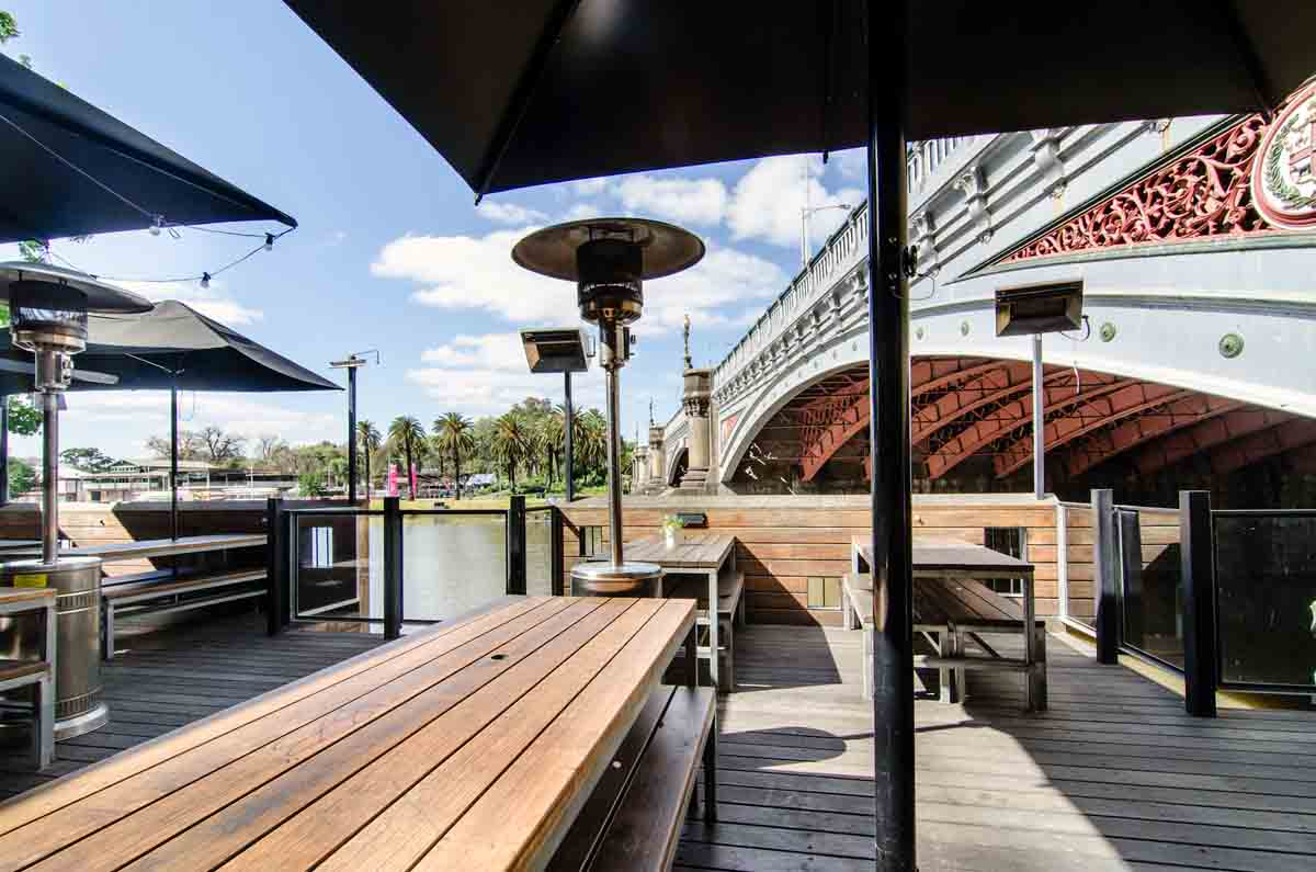 Riverland Bar – CBD Waterfront Venues
