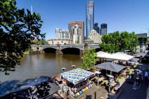Riverland Bars - outdoor function venues Melbourne