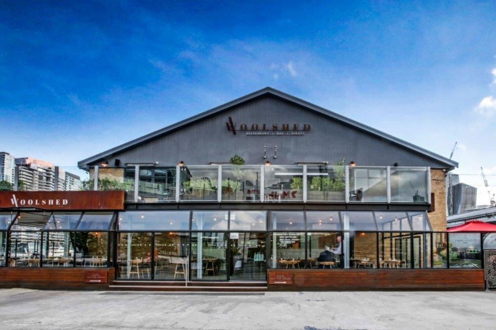 Woolshed Docklands – Top Outdoor Bars