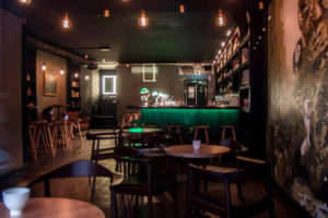 Bibliotecha Bar & Book Exchange - Best Bars Adelaide