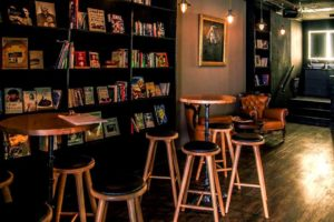 Bibliotecha Bar & Book Exchange - Top Bars Adelaide