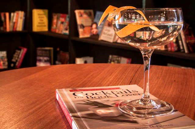The Bibliotheca Bar & Book Exchange – Best Bars
