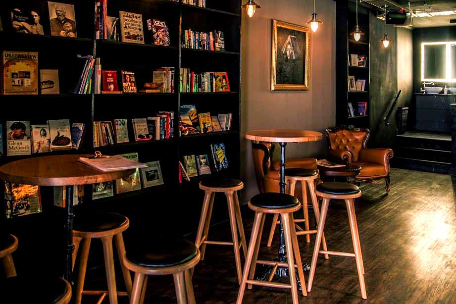 Bibliotheca Bar & Book Exchange