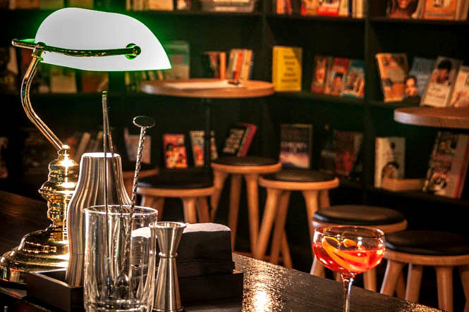 Bibliotheca Bar & Book Exchange – Cool Venues
