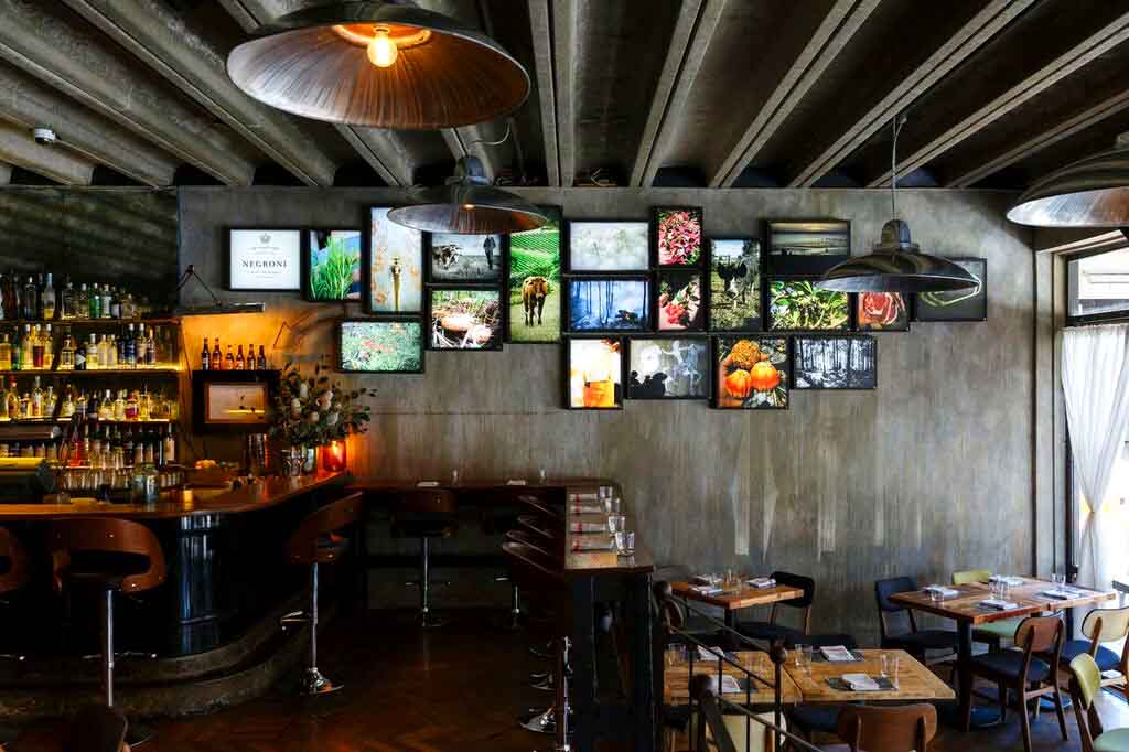 Restaurant Blackwood – Top Restaurants