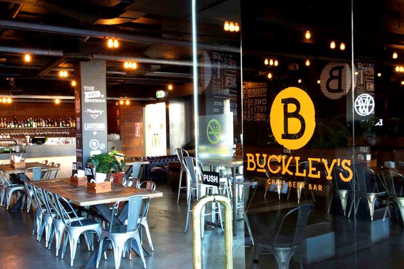 Buckley's – Bars With A View