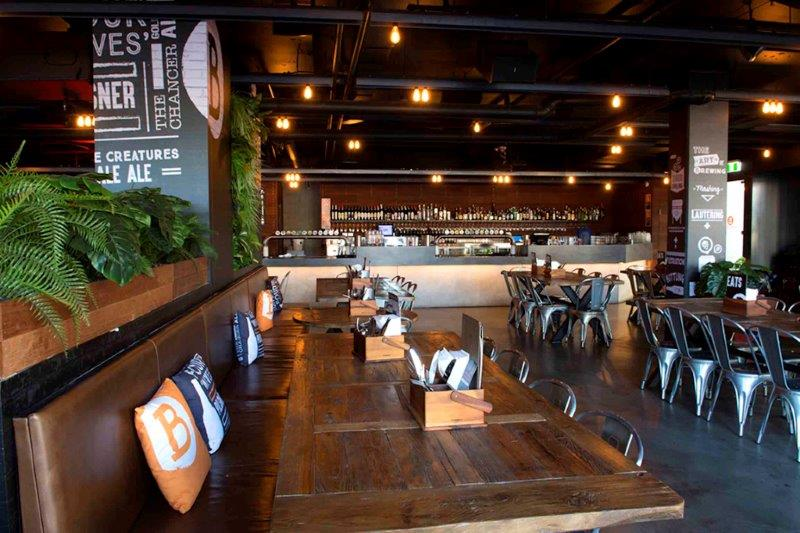 Buckley's – Waterfront Function Venues