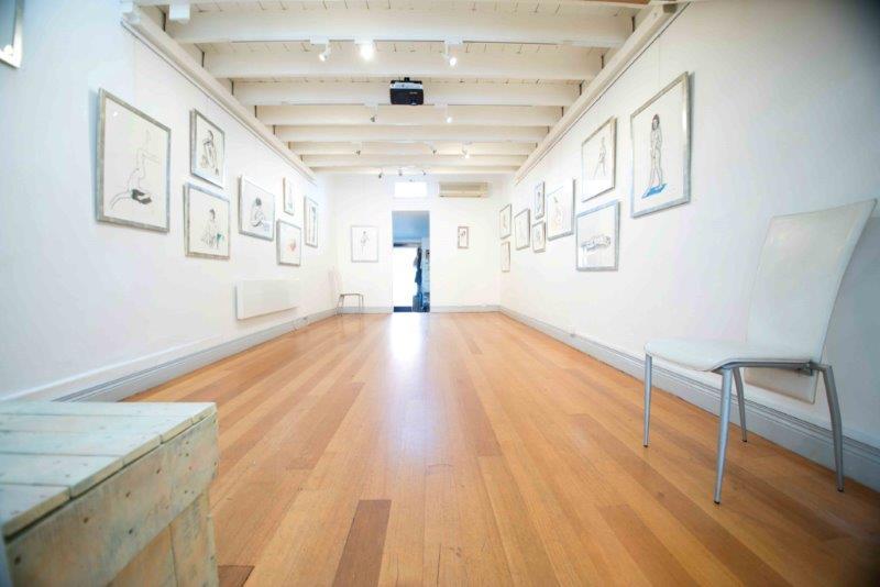 Cambridge Studio Gallery – Venue Hire