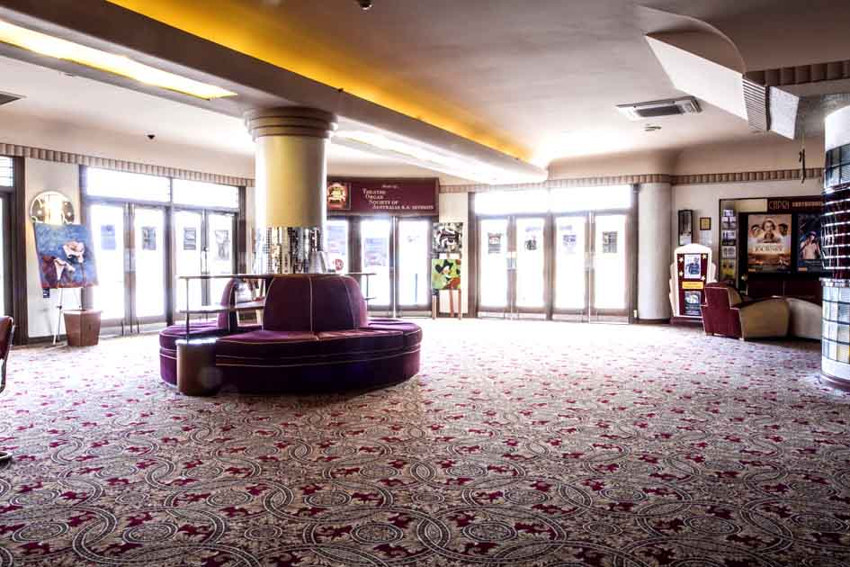 Capri Theatre – Cinema & Function Venue