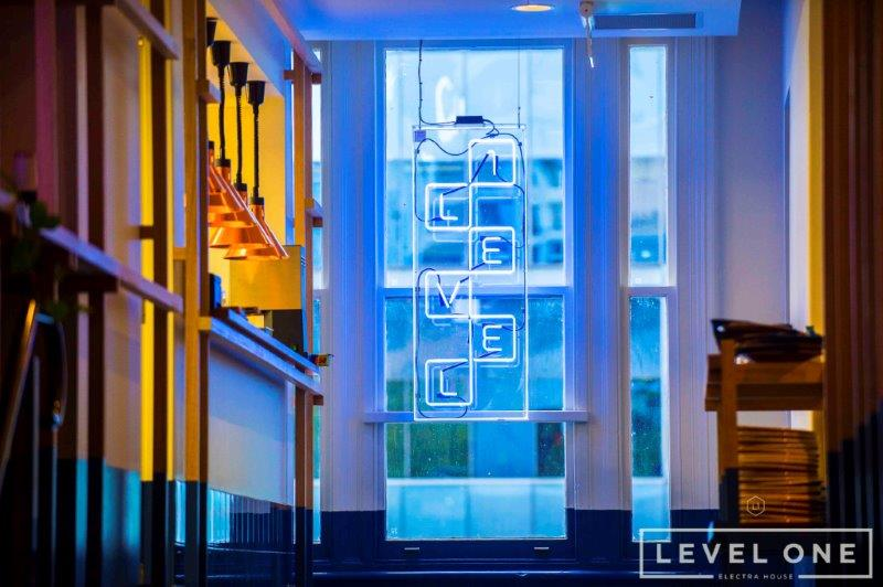 Level One – Asian Fusion Restaurants