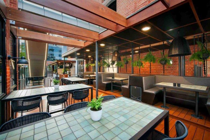 Level One <br/> Modern Asian Restaurants