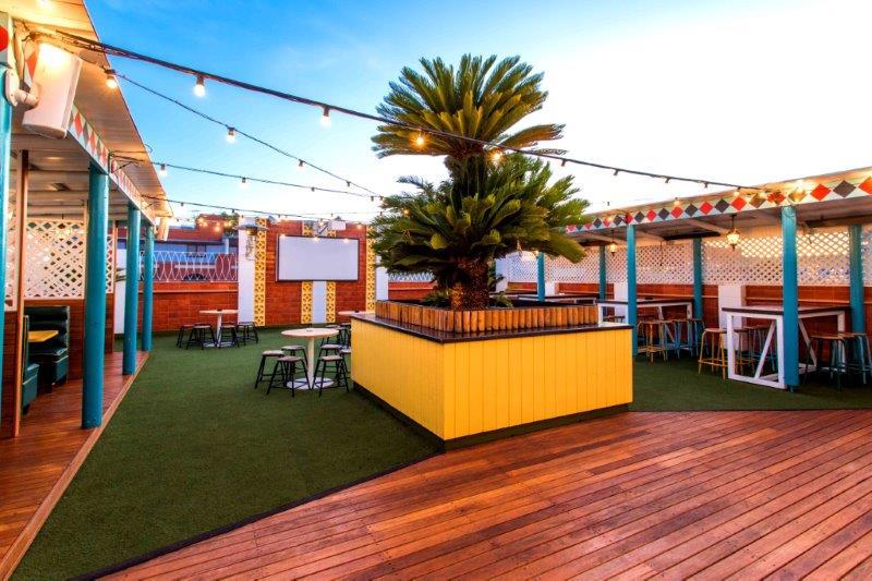 Rocket Rooftop – Rooftop Venues