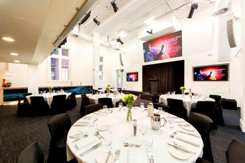 The Science Exchange <br/> Iconic Event Venues