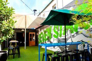 Seven Stars - Outdoor restaurants Adelaide