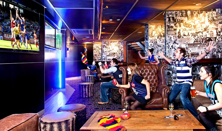 Arkaba Hotel – Best Sports Bars