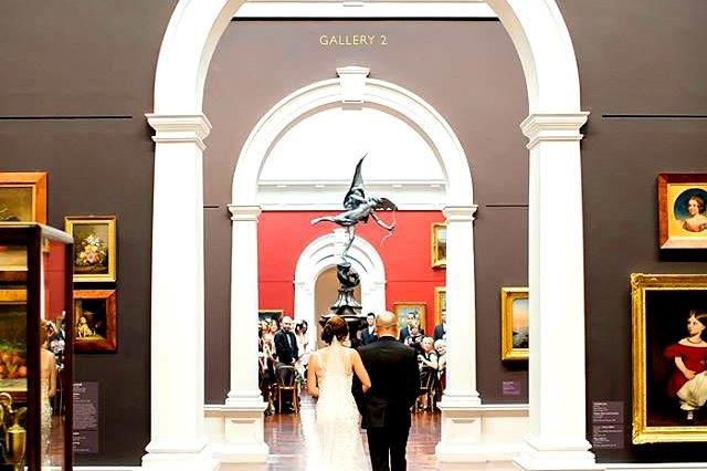 Art Gallery Food + Wine – Unique Venues